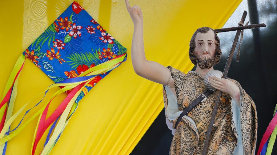 São João é o principal santo das festas juninas - Sidney de Almeida/Getty Images/iStockphoto