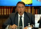 Live impulsionou Bolsonaro nas redes, mas críticas superaram apoio (Foto: Reprodução/YouTube)