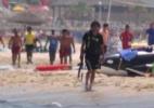 Atentado contra hotéis na Tunísia deixa mortos e feridos - Sky News/Reprodução