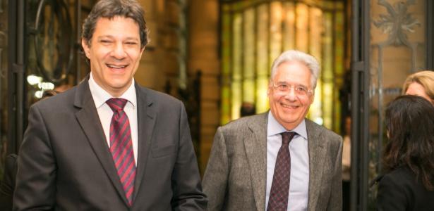Grupo de advogados tenta pedir o apoio de FHC à candidatura de Haddad
