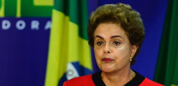 Dilma se diz 'inconformada' com ação contra Lula  - RICARDO BOTELHO/BRAZIL PHOTO PRESS/ESTADÃO CONTEÚDO