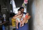 Casal de bebês gêmeos pode ser chave para gene protetor contra zika - Nacho Doce/Reuters