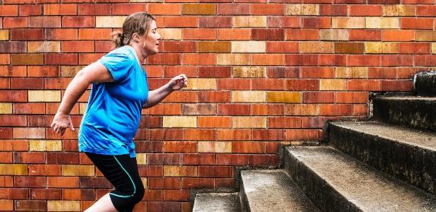 Muita gente não consegue manter uma rotina de exercícios físicos - no Brasil, 46% da população é sedentária
