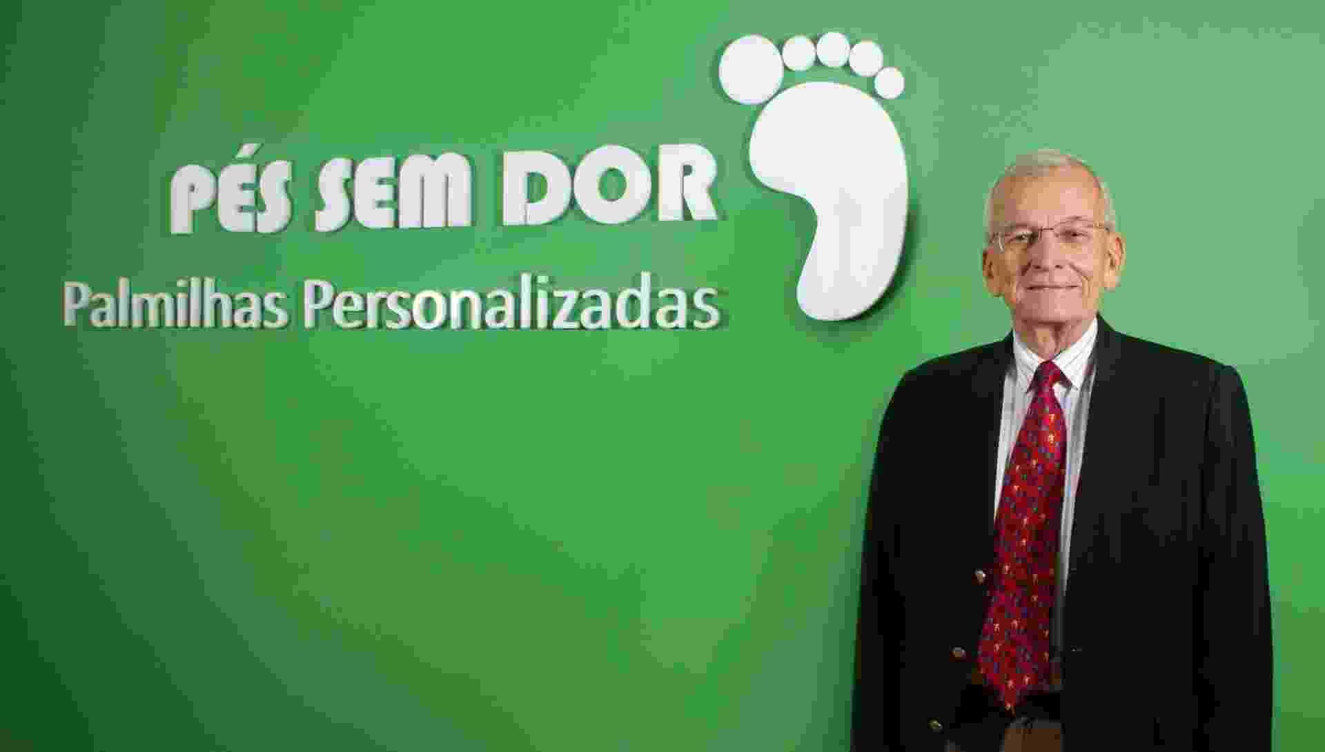 Thomas Case, fundador da Catho e da empresa Pés Sem Dor - Divulgação