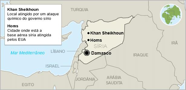 Resultado de imagem para eua siria ultimas noticias