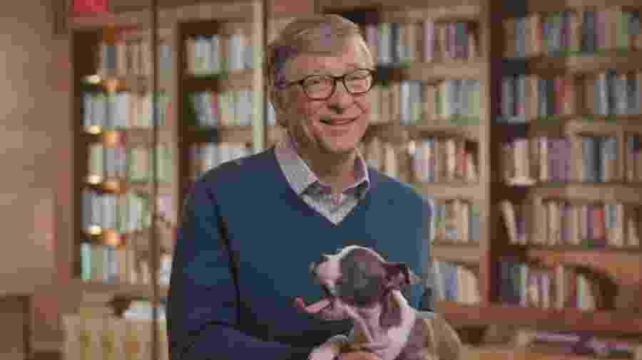 Bill Gates tem até um clube da leitura - Reprodução
