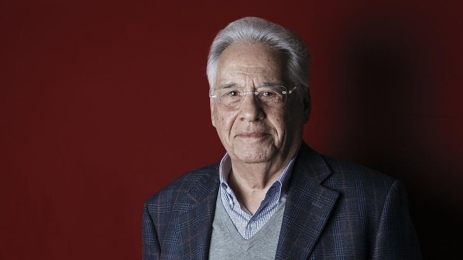 22.mai.2018 - O ex-presidente da República Fernando Henrique Cardoso - Carine Wallauer/UOL