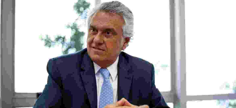 Caiado passou quase 30 anos no Congresso Nacional, antes de eleger-se governador de Goiás - Pedro Ladeira/Folhapress