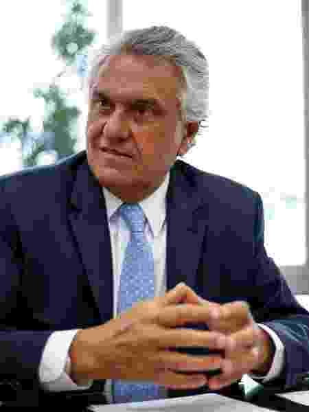 Ronaldo Caiado, governador de Goiás - Pedro Ladeira/Folhapress