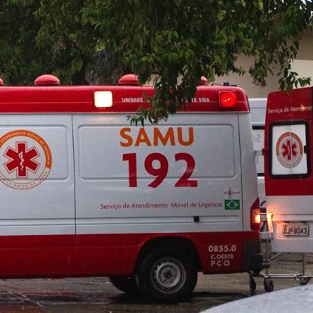 O Samu foi chamado para resgatar as meninas, mas elas não resistiram - Julia Chequer/Folhapress