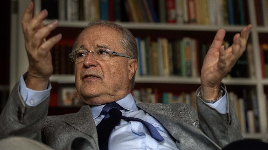 O diplomata Sérgio Amaral foi embaixador do Brasil em Washington - Marlene Bergamo/Folhapress