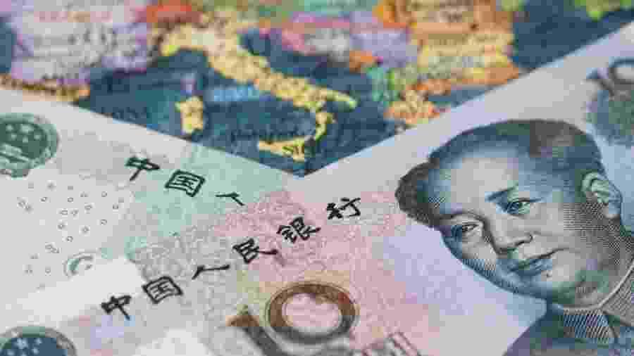 """Em evento virtual, Li Keqiang citou cenário """"sombrio e complexo"""" no mercado externo chinês - Getty Images via BBC"""