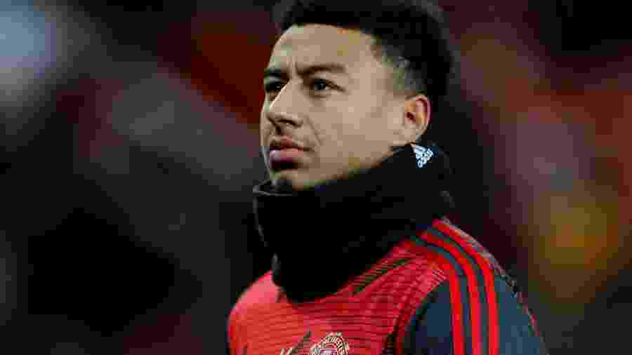 Jesse Lingard, do Manchester United - PHIL NOBLE