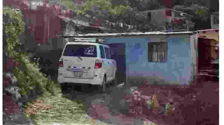 Residência do dono do bar em que Artur trabalhava, em Santa Teresa, no Peru, onde foi encontrado sangue que poderia ser do jovem. Segundo autoridades peruanas, exames apontaram que o material não era do jovem - Arquivo pessoal