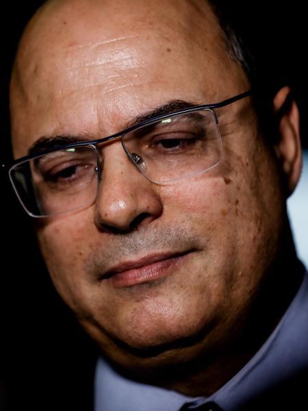 O governador do Rio de Janeiro, Wilson Witzel (PSC) - Marcello Chello/CJPress/Estadão Conteúdo