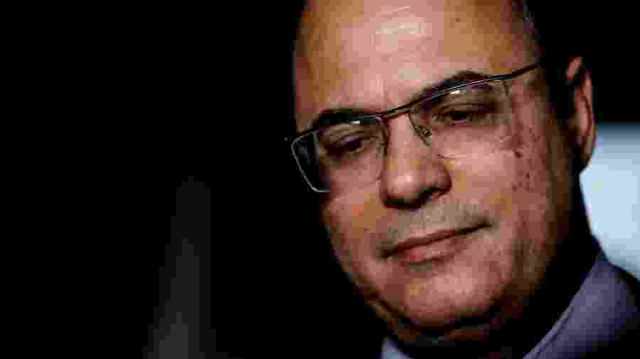 O governador do Rio de Janeiro, Wilson Witzel - Marcello Chello/CJPress/Estadão Conteúdo