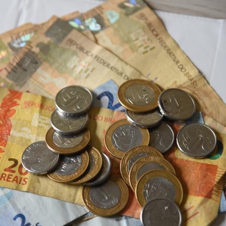 Dinheiro; notas; nota; moedas; moeda; Real - CAIO ROCHA/FRAMEPHOTO/ESTADÃO CONTEÚDO