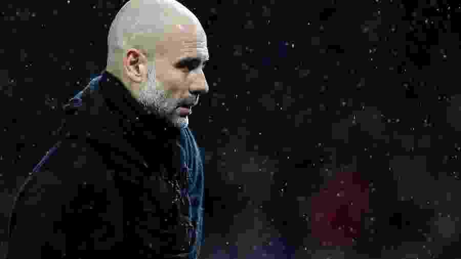 Afastamento do Manchester City de torneios europeus pode definir situação de técnico - PHIL NOBLE
