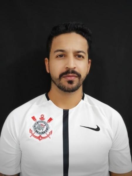 Danilo Pássaro, um dos organizadores do movimento Somos Democracia - Arquivo pessoal