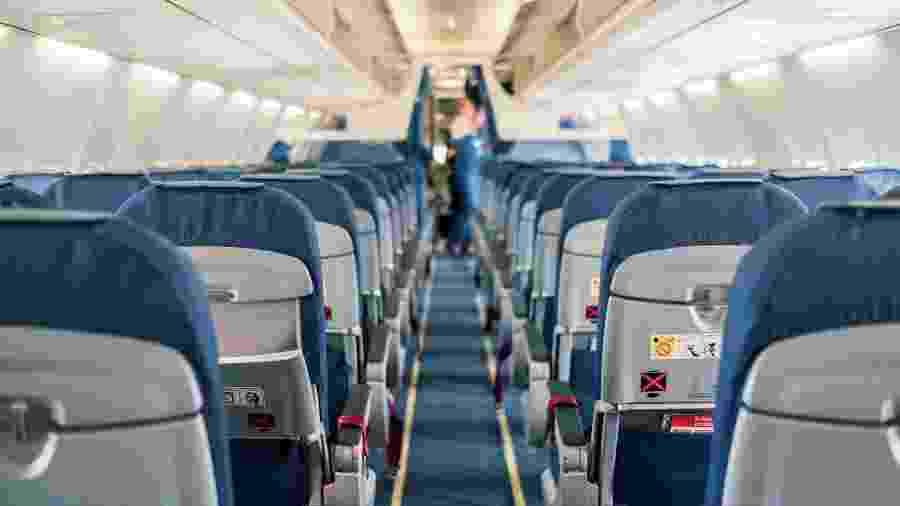 O estudo foi feito com base nas medidas de duas aeronaves muito usadas em voos comerciais: o Airbus 320 e o Boeing 737 - iStock
