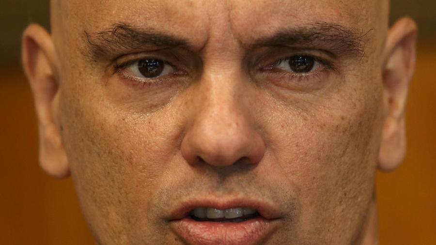 Ministro do STF Alexandre de Moraes - ADRIANO MACHADO