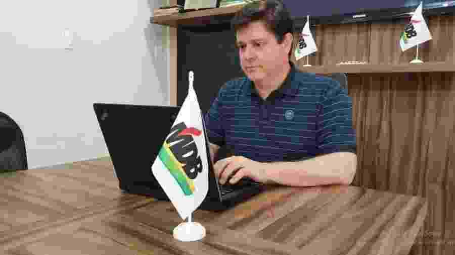Deputado federal Baleia Rossi (MDB-SP) terá o apoio do PT na disputa à Presidência da Câmara dos Deputados - Reprodução Instagram