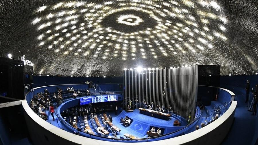Senadores agora vão avaliar destaques, que podem alterar teor do texto - MARCOS OLIVEIRA/AGÊNCIA SENADO