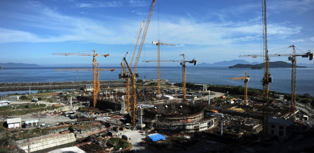 Obras de Angra 3 são alvo de investigação da Operação Lava Jato