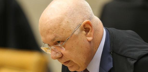 O ministro Teori Zavascki é o responsável pela Lava Jato no STF