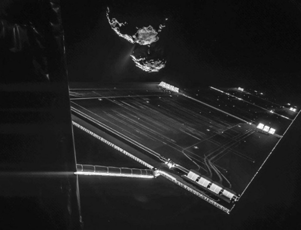 Europeus fazem plano para realizar segundo pouso num cometa, desta vez com a sonda Rosetta - ESA