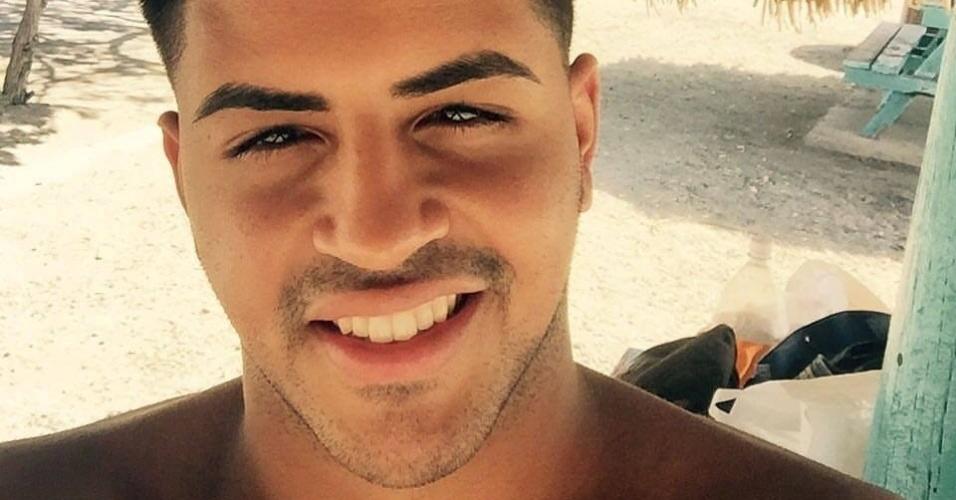 13.jun.2016 - Oscar A. Aracena-Montero, 26, está entre os mortos no massacre que aconteceu na boate gay Pulse, em Orlando, na Flórida (EUA). Ele tinha voltado de uma viagem de férias, na qual visitou Nova York (EUA) e Canadá, um dia antes de ir à boate Pulse