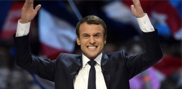 Macron acaba de se eleger, mas, em breve, terá outra eleição pela frente: a parlamentar