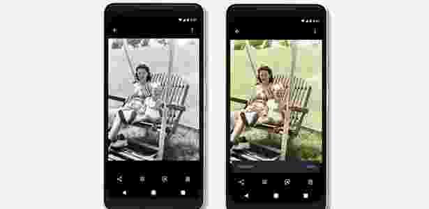 Novo Google Fotos - Reprodução - Reprodução
