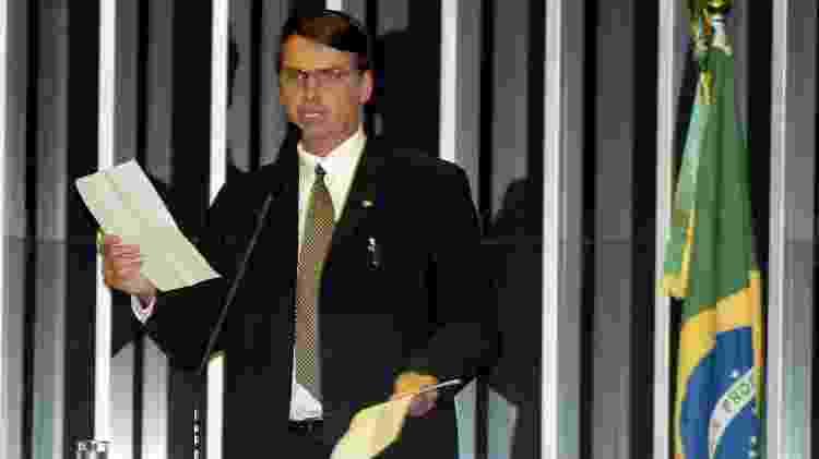 Bolsonaro 2005 - Sérgio Lima - 28.set.2005/Folhapress - Sérgio Lima - 28.set.2005/Folhapress