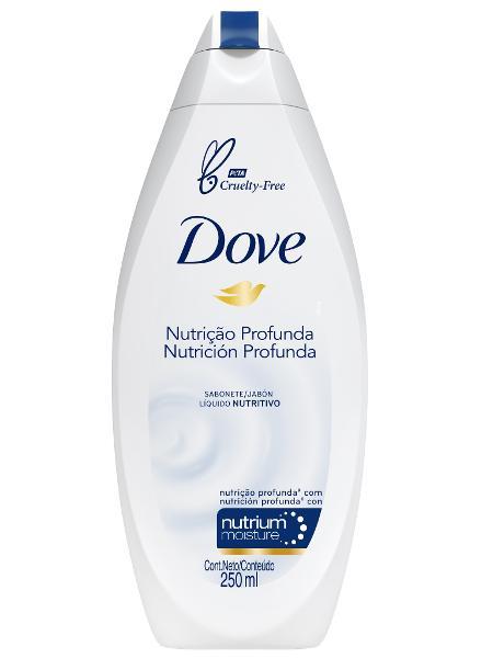 """A Dove, da Unilever, poderá utilizar o selo """"cruelty-free"""", da Peta - Divulgação"""