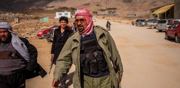 Talibã toma distrito rural no Afeganistão