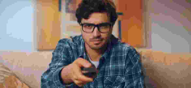 Caio Magalhães, 26, ator que teve imagem utilizada em campanha de filiação do PSL sem autorização - 10.ago.2019 - Reprodução/PSL