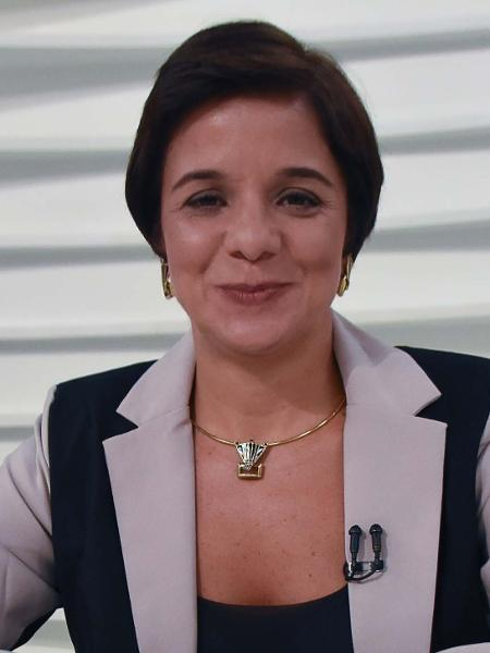 Vera Magalhães, colunista da Joven Pan  - Ronaldo Silva/Futura Press/Folhapress