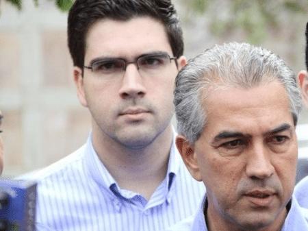 Filho de governador do MS planejou matar operador de propinas, diz TV