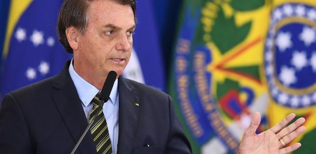 Bolsonaro diz que passou por procedimento e pode ter câncer de pele