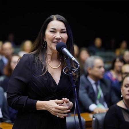 Deputada da tropa de choque de Arthur Lira, Margarete Coelho foi indicada por ele para relatar a PEC que condiciona a prisão de parlamentares, parte de um pacote de blindagem - Pablo Valadares/Câmara dos Deputados