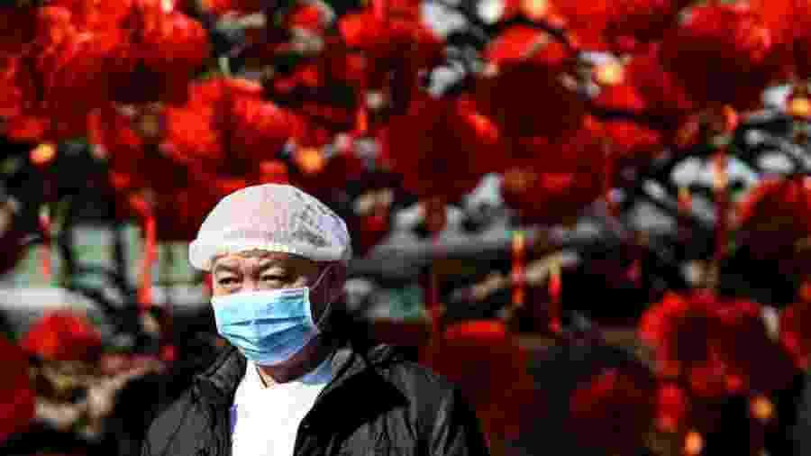 Wuhan é o epicentro do novo coronavírus, batizado pela OMS de covid-19 - Getty Images
