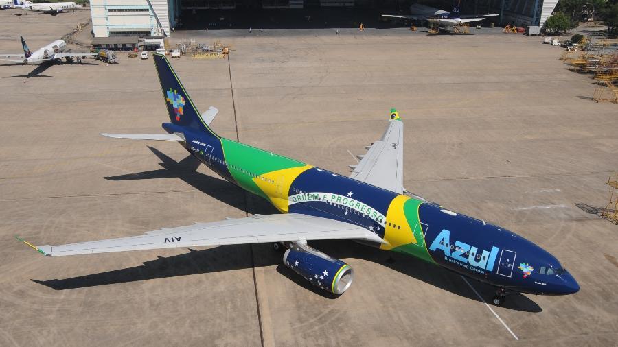 Pandemia diminuiu a quantidade voos e afetou resultado econômico da Azul - Gianfranco Beting