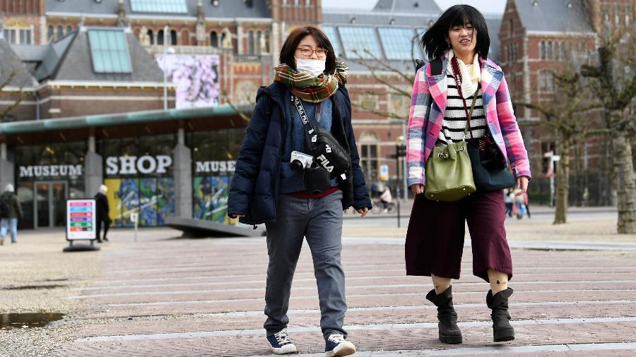 Holanda prolonga toque de recolher até 2 de março - Piroschka van de Wouw/Reuters
