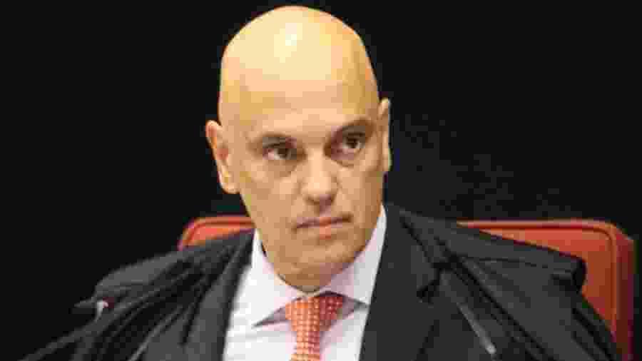 Alexandre de Moraes, ministro do STF - Divulgação/STF