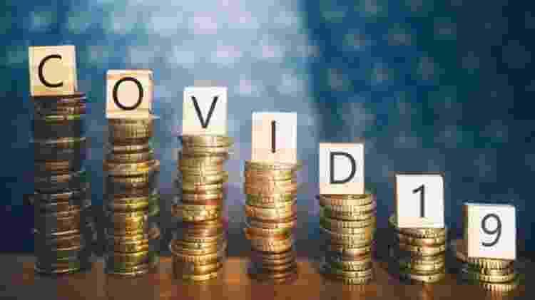 Economia brasileira deve cair 8% neste ano, prevê Banco Mundial - GETTY IMAGES - GETTY IMAGES