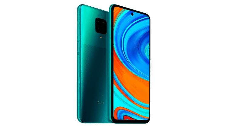Xiaomi Redmi Note 9 Pro - Divulgação - Divulgação