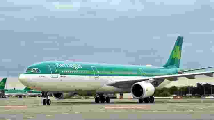 Aer Lingus - Divulgação - Divulgação