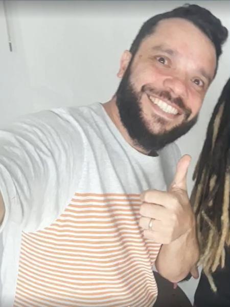 Geziel Vieira Souza foi indiciado pela polícia - Reprodução/TV Globo