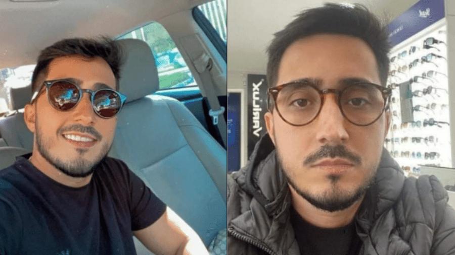 Alberto César Romano Júnior, de 33 anos, desapareceu na sexta; seu carro foi encontrado na tarde de domingo (26) - Reprodução/Facebook